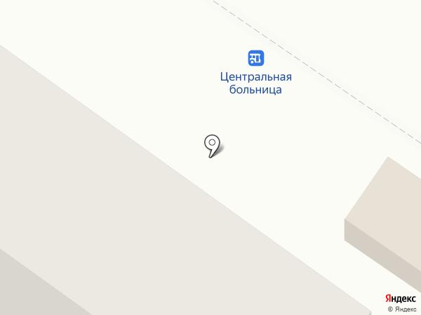 Тет-а-Тет на карте Харцызска