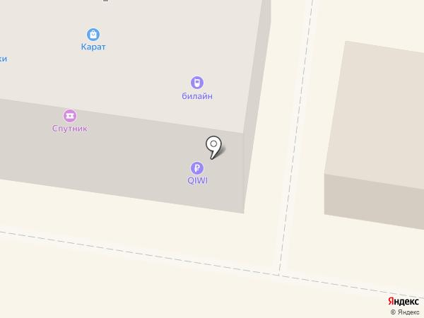 Sushi Dom на карте Абинска