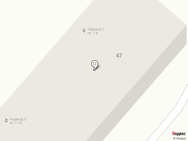 Колос на карте Харцызска