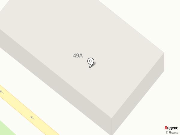 Березка, кафе, ЧП Пасько В.А. на карте Харцызска