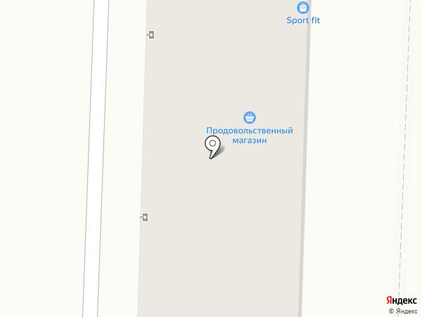 Виола на карте Абинска