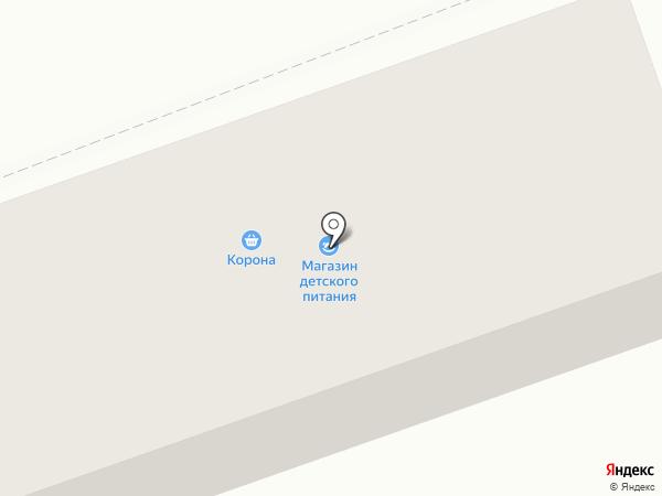 Кроха, детский магазин на карте Нижней Крынки