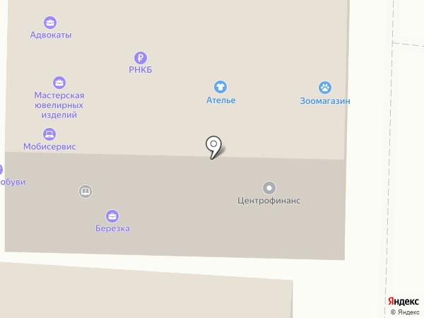 Моби-Сервис на карте Абинска