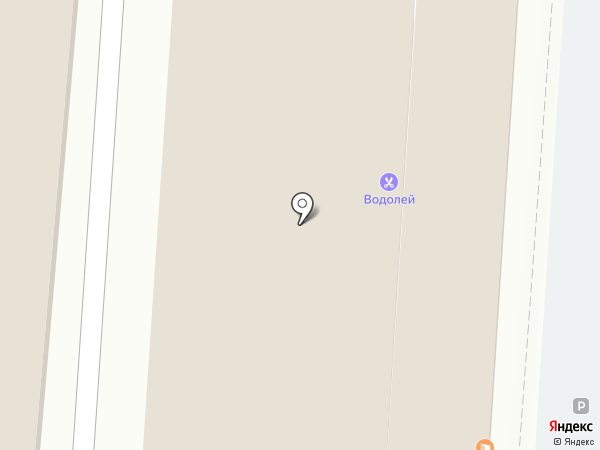 Дубки на карте Абинска