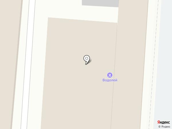 Венера на карте Абинска