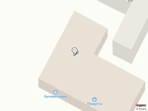 У дороги на карте Узловой