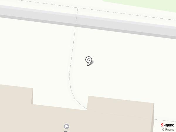 Управление Городского Хозяйства, МБУ на карте Узловой