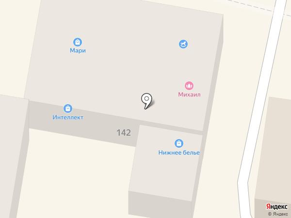 Моби Старт на карте Абинска