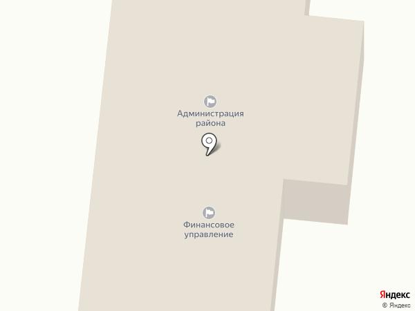 Территориальная избирательная комиссия Абинского района на карте Абинска