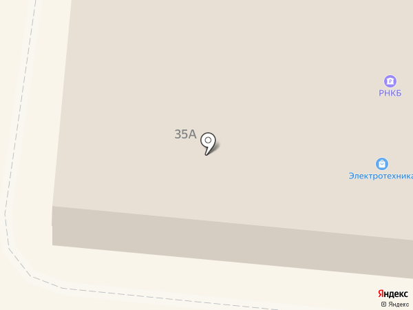 Россельхозбанк на карте Абинска