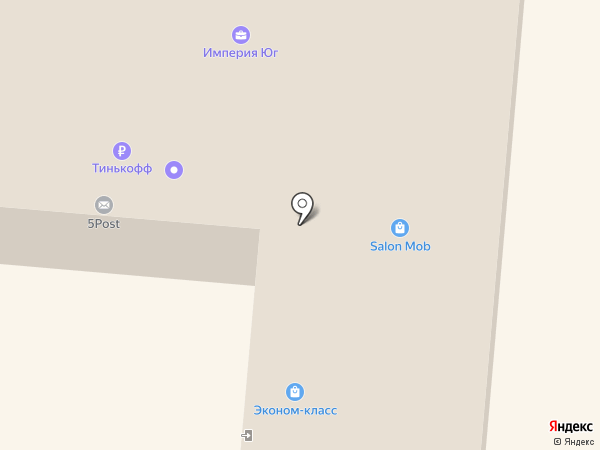 Salon Mob на карте Абинска