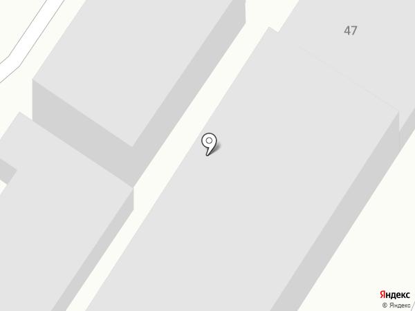 Domino на карте Харцызска