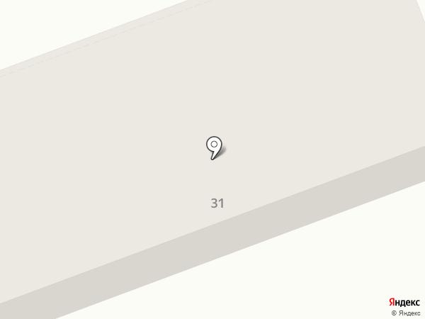 Ромашка на карте Нижней Крынки