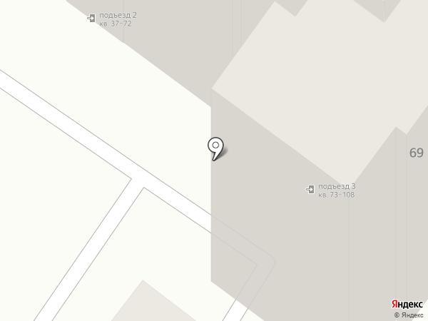 Банкомат, КБ ПриватБанк, ПАО на карте Харцызска