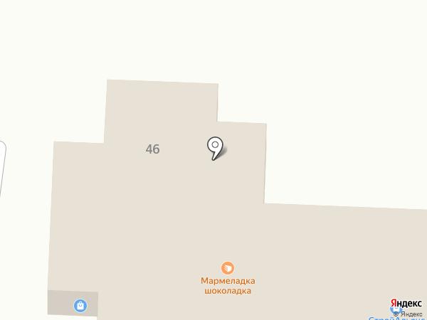 Стройальянс на карте Узловой