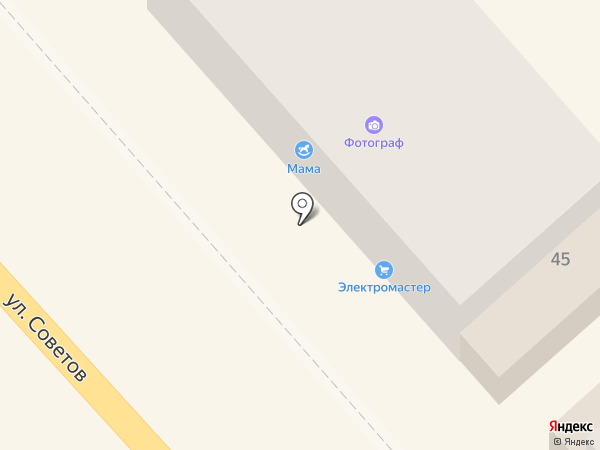 Престиж на карте Абинска