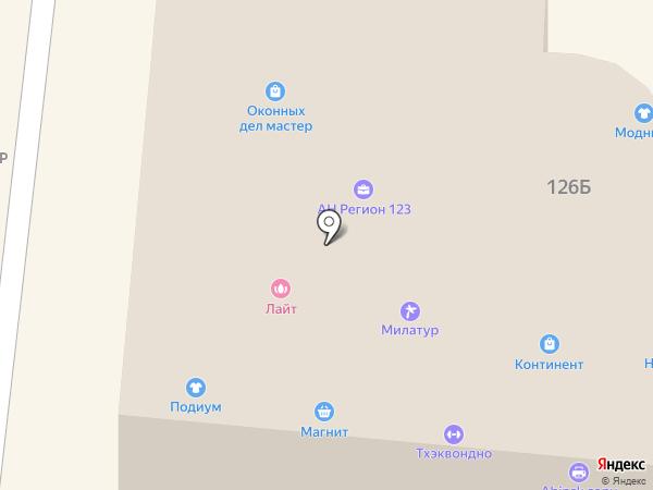 Оконных дел мастер на карте Абинска