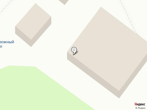 Автомагазин на карте Харцызска