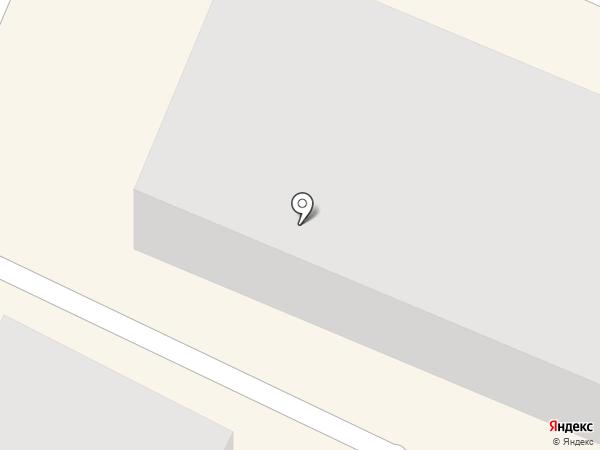 Автостоянка на карте Харцызска