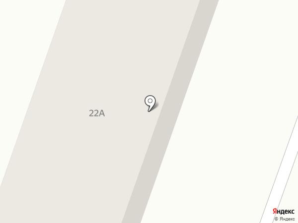 Прозоровское-Голицыно на карте Кратово