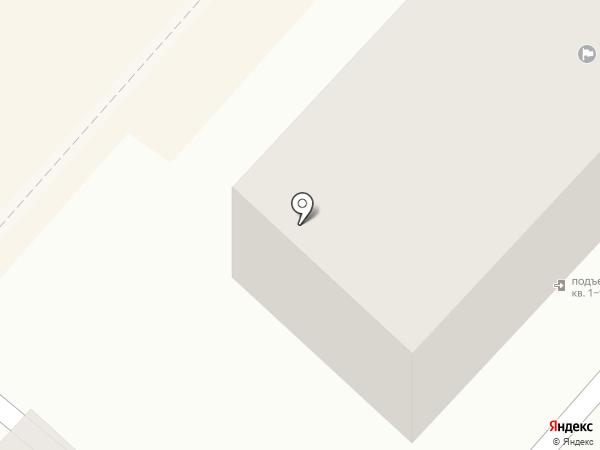 Стоп-кадр на карте Харцызска
