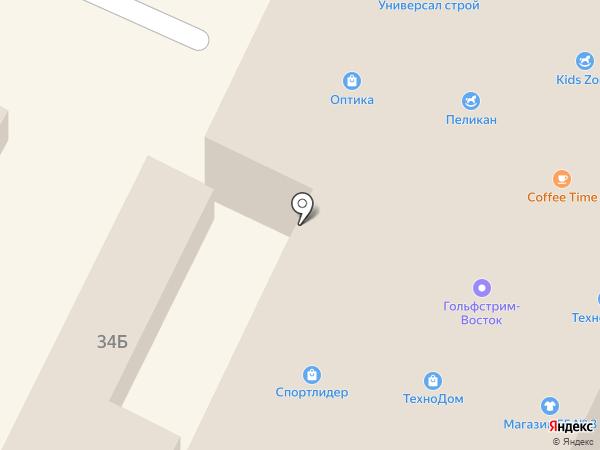 Обжора на карте Харцызска