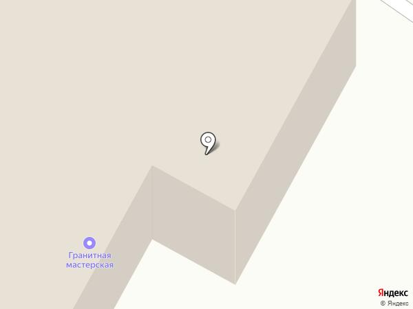Гранитная мастерская на карте Кратово