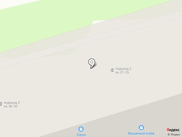Уют на карте Узловой