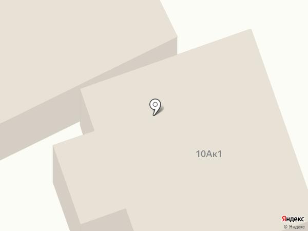 Гостиный двор на карте Кратово