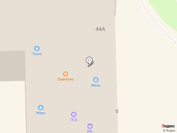 Oriflame на карте Узловой