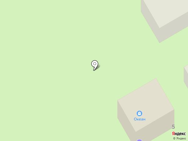 Сафоново на карте Геленджика