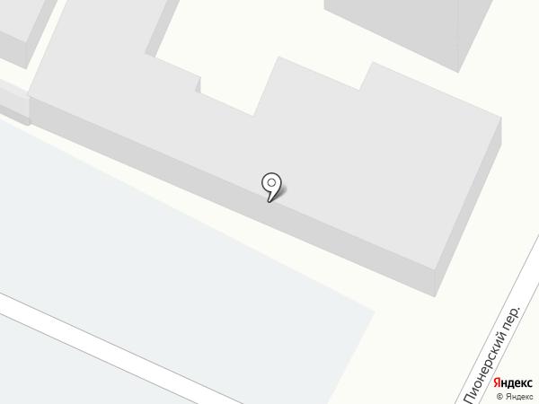 На минутку на карте Харцызска
