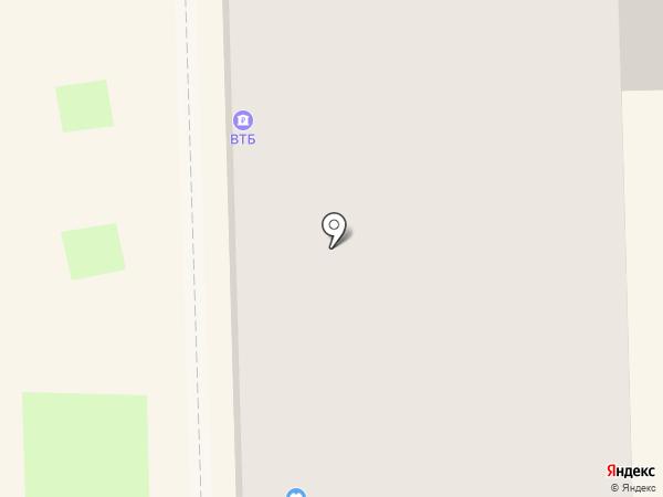 Калинка на карте Узловой