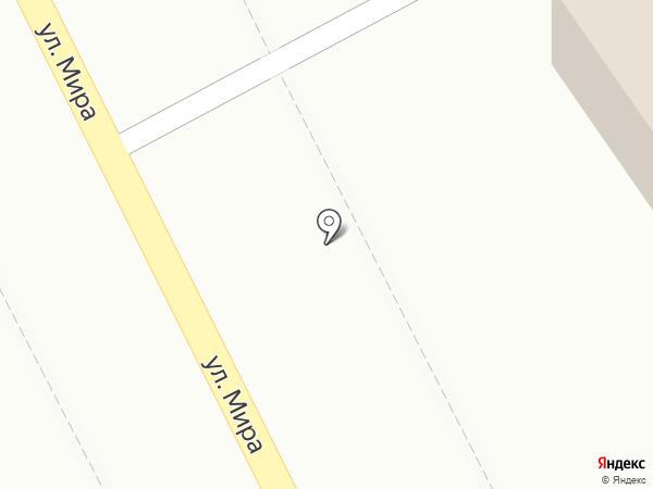 Салон красоты на карте Кратово