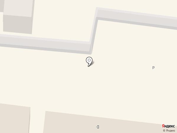 Бэмби на карте Узловой