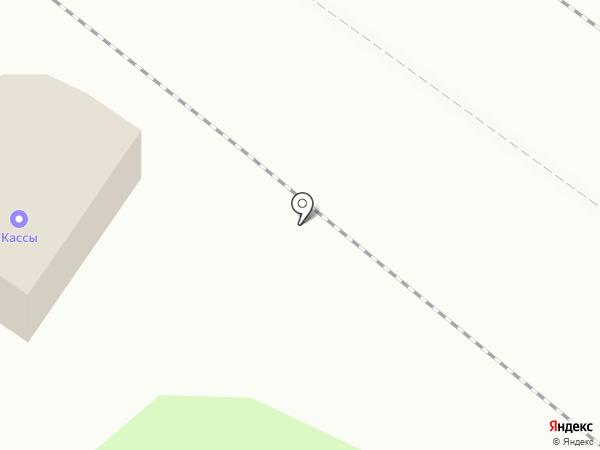 Кратово на карте Жуковского