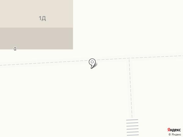Дикси на карте Старой Купавны