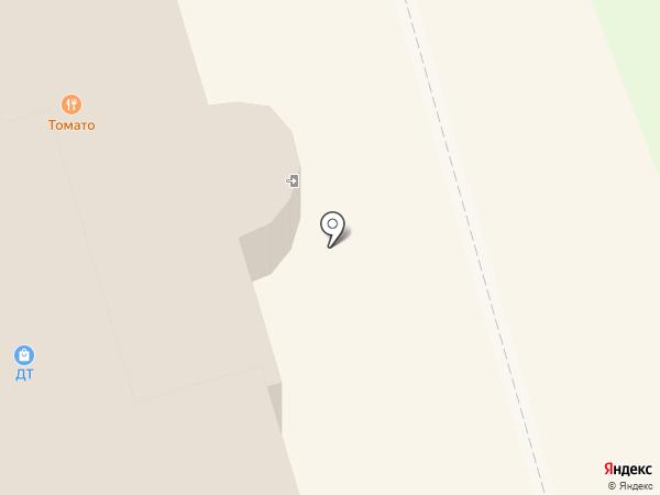 Символ на карте Узловой