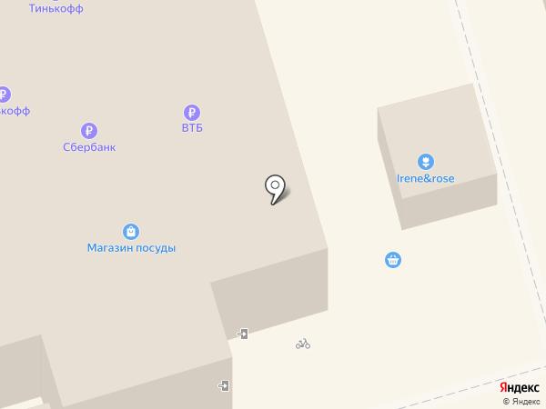 FitCurves на карте Узловой
