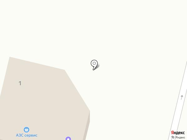 Шиномонтажная мастерская на карте Узловой
