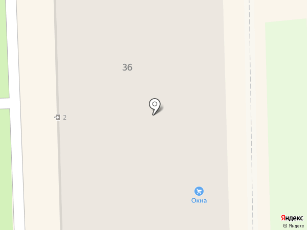Макфил на карте Узловой