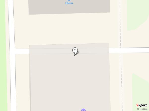 Магазин женской и медицинской одежды на карте Узловой
