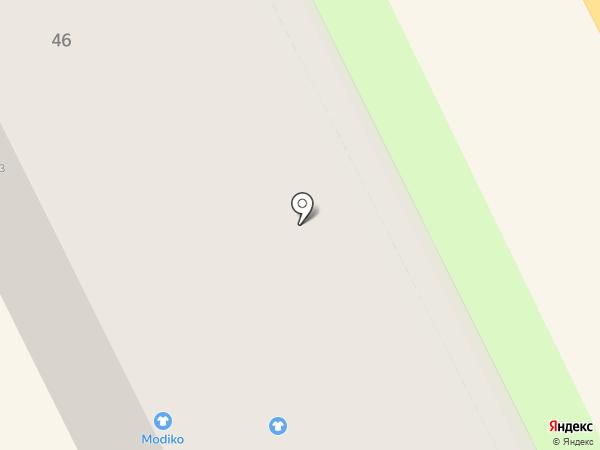 Сеть аптек на карте Узловой