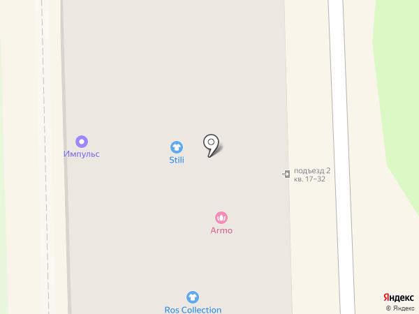 Импульс на карте Узловой