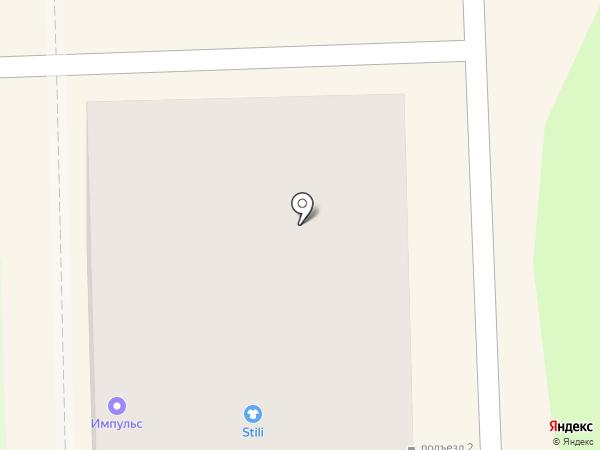 Ros на карте Узловой