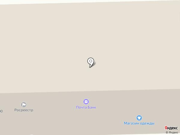 Почта Банк, ПАО на карте Узловой