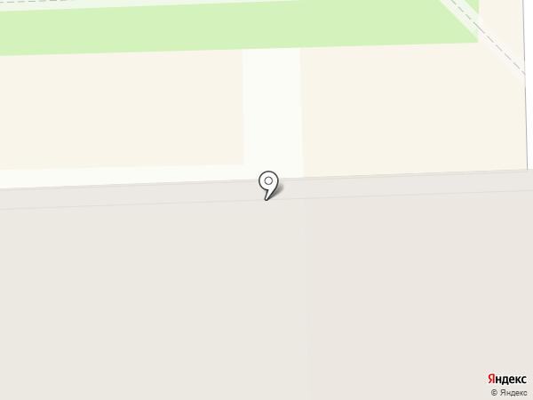 Узловская стоматологическая поликлиника на карте Узловой