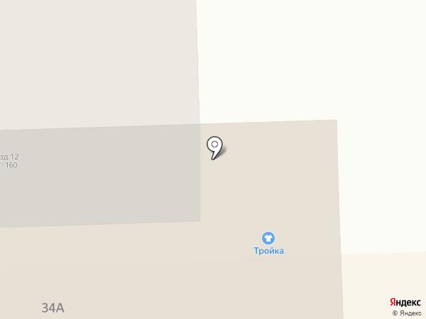 Магазин мебели на карте Узловой