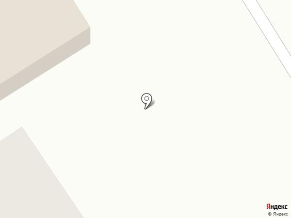 Радуга на карте Узловой