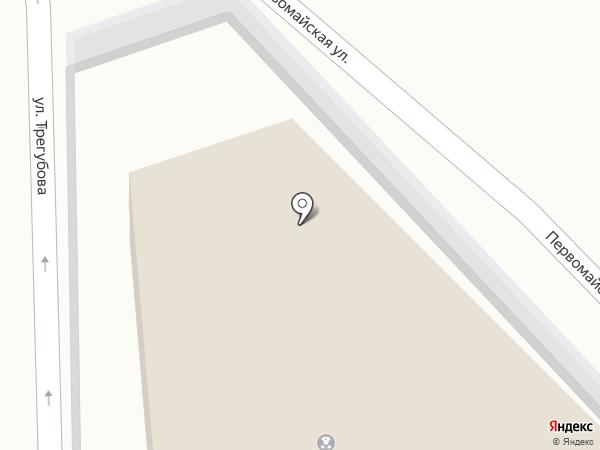 Узловская межрайонная прокуратура на карте Узловой